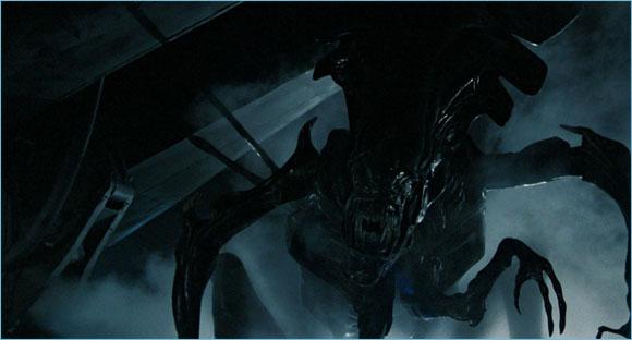 Coffret Blu-Ray Alien Anthology