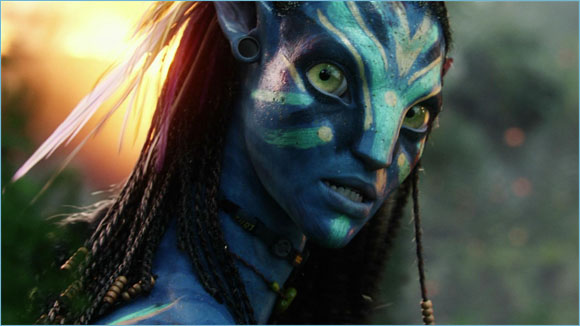 James Cameron Avatar Blu-ray 3D