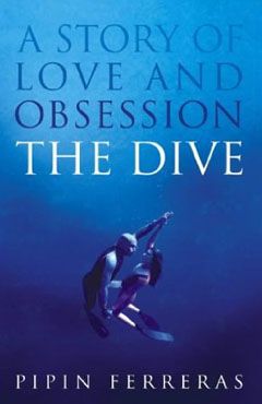 James Cameron The Dive Poster Affiche