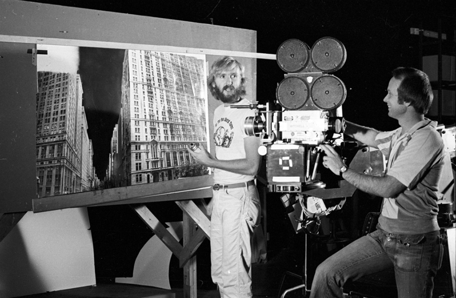 James Cameron Escape From New York Making Of