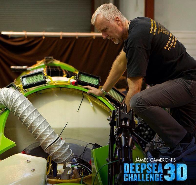 Avatar 2 Official Trailer 2014: Deepsea Challenge 3D (2014)