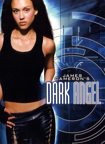 James Cameron Dark Angel Poster Affiche
