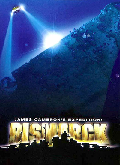 James Cameron Expedition Bismarck Poster Affiche