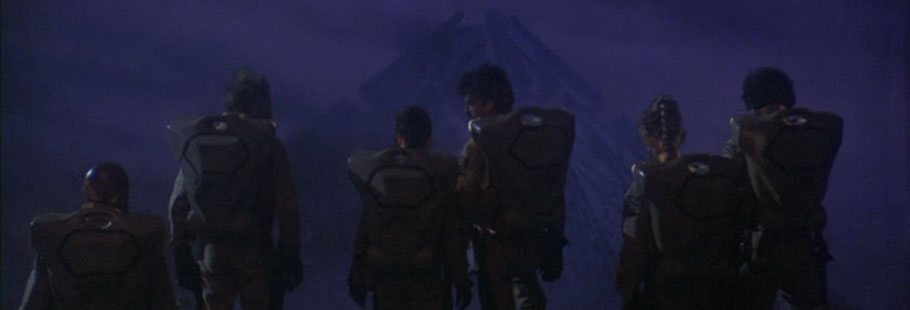 James Cameron Galaxy Of Terror