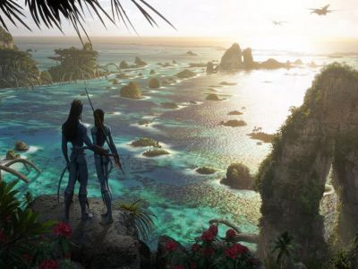 James Cameron Avatar 2 Concept Arts