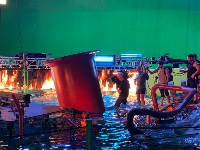 James Cameron Avatar 2 Making Of