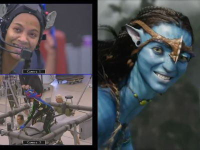 James Cameron Avatar Making Of