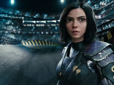 James Cameron - Robert Rodriguez - Alita Battle Angel