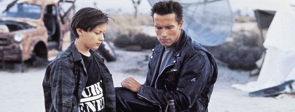 James Cameron Terminator 2 The Judgment Day